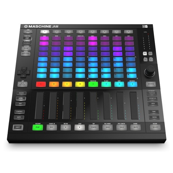 Native Instruments Maschine Jam - Top