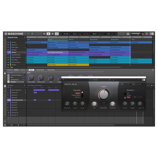 Native Instruments Maschine Jam - Sreenshot 2 (Replika)