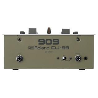 Roland DJ-99 DJ Scratch Mixer - Front