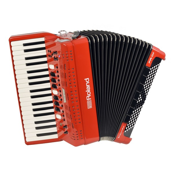 Roland FR-4X V Accordion in Red