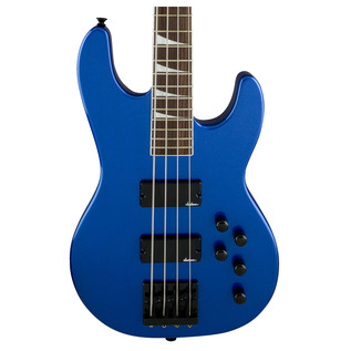 Jackson CBXNT IV Bass Guitar, Metallic Blue