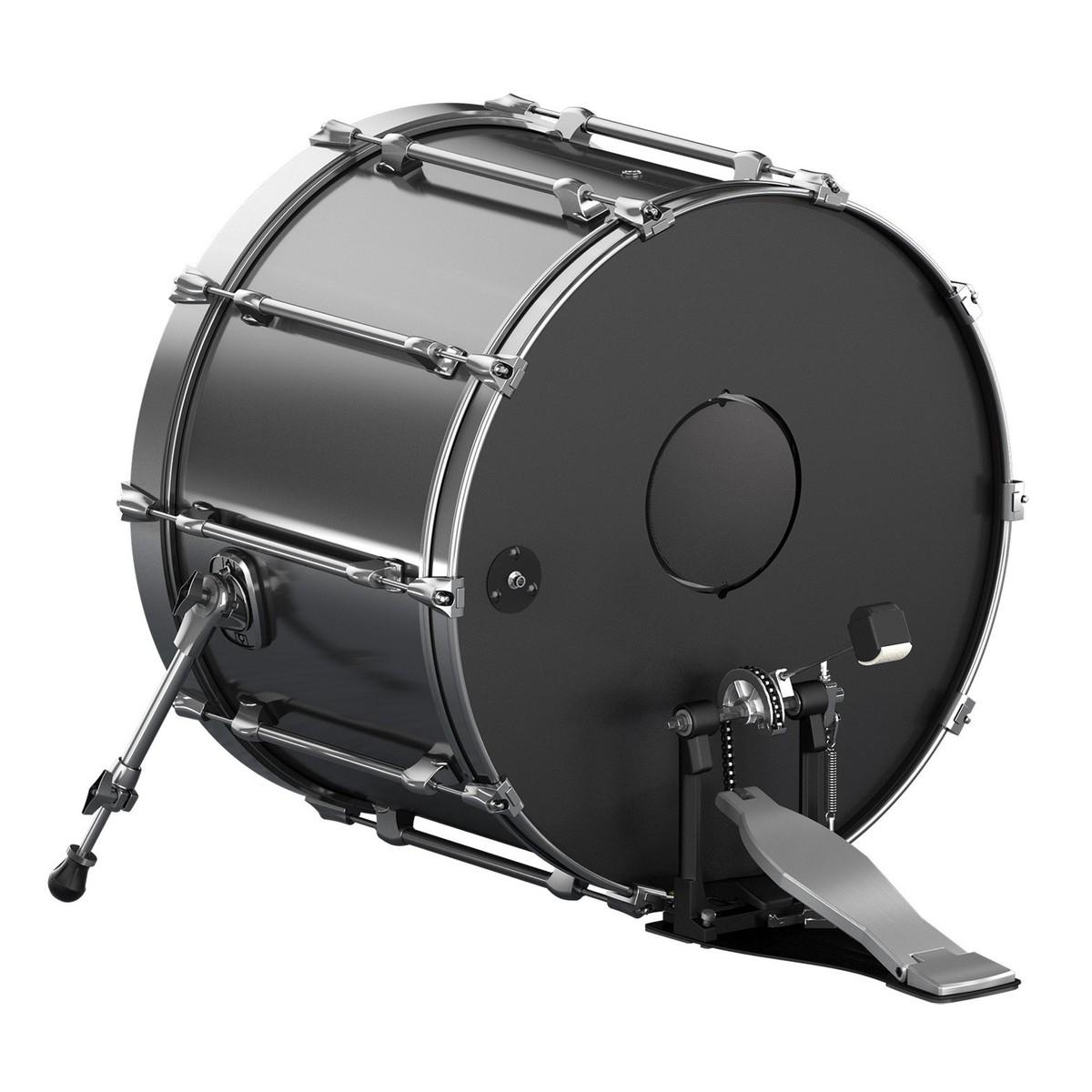 e83348eae45c Roland KD-A22 V-Drums Kick Drum Converter Pad at Gear4music
