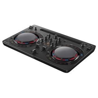 Pioneer DDJ-WeGO4 DJ Controller - Angled