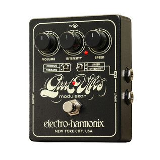 Electro Harmonix Good Vibes Modulator Pedal