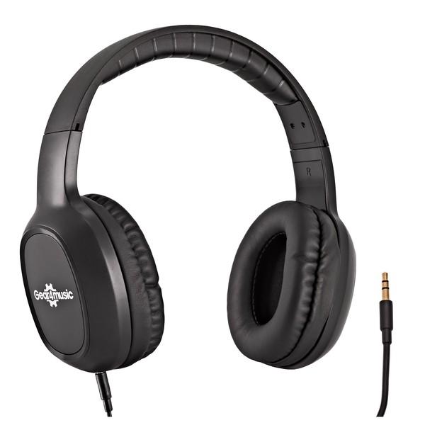 HP210 Headphones by Gear4music
