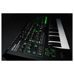 Roland System 8 AIRA Plug Out Synthesizer - Side Detail