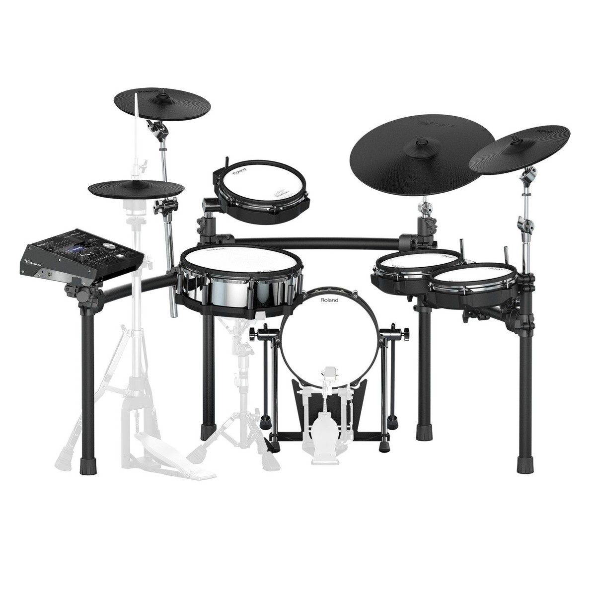 roland td 50k v drums pro electronic drum kit at gear4music. Black Bedroom Furniture Sets. Home Design Ideas