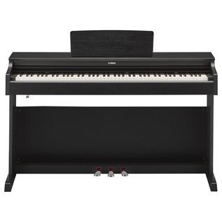 Yamaha Arius YDP163 Digital Piano, Black Walnut