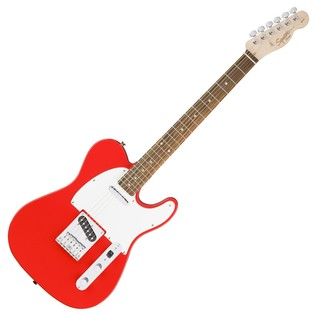 Squier by Fender Affinity Telecaster, Race Red
