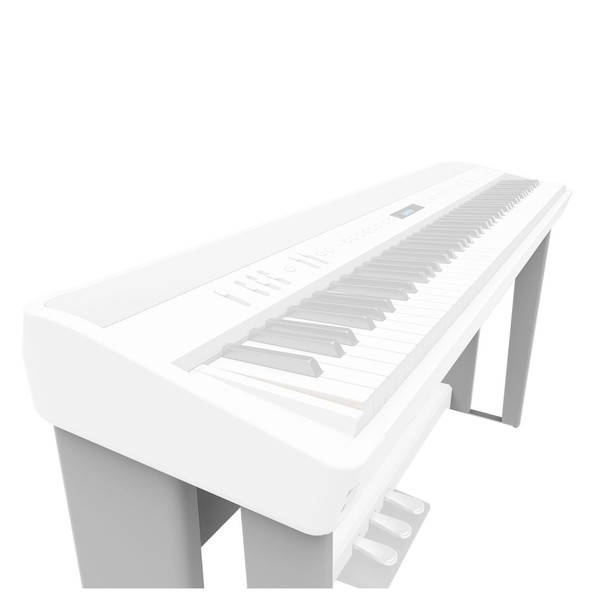 Roland KSC-90 Stand for FP-90 Piano, White
