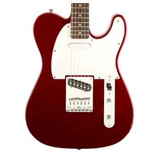 Squier Affinity Telecaster, Metallic Red