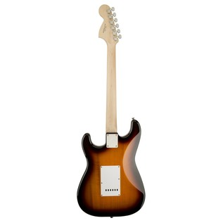 Squier Affinity Stratocaster, Brown Sunburst