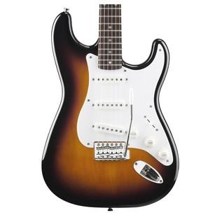 Squier by Fender Affinity Stratocaster, Sunburst