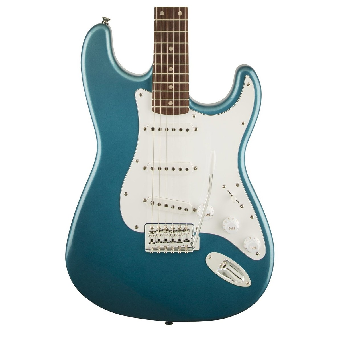 squier by fender affinity stratocaster lake placid blue at gear4music. Black Bedroom Furniture Sets. Home Design Ideas