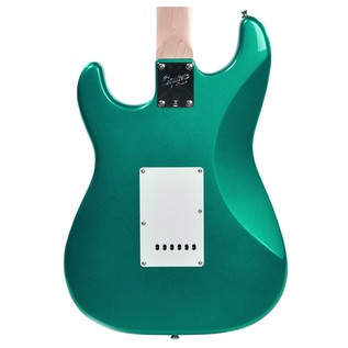 Squier Affinity Stratocaster HSS, Green