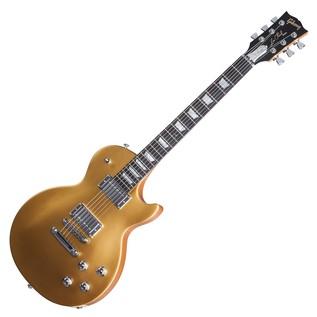 Gibson Les Paul Tribute HP Electric Guitar, Satin Gold Top (2017)