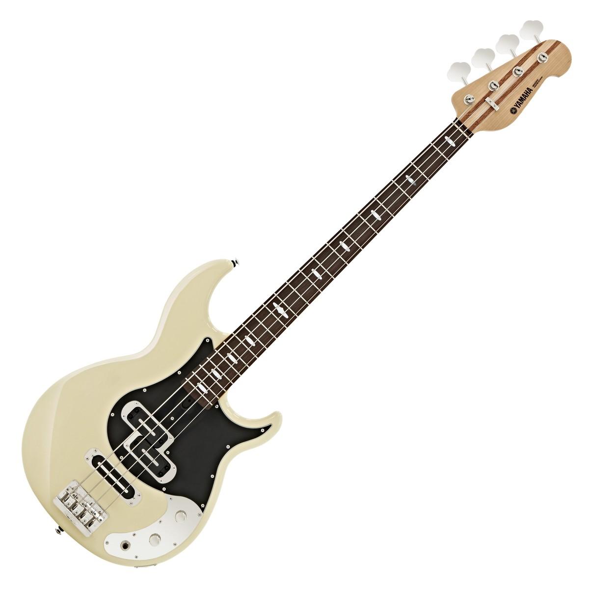 yamaha bb2024x bass guitar vintage white at. Black Bedroom Furniture Sets. Home Design Ideas