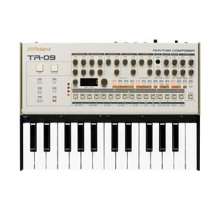 Roland Boutique TR-09 Module with K-25m Keyboard - Bundle