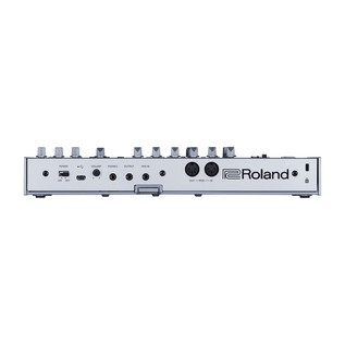 Roland Boutique TB-03 Module with K-25m Keyboard - Synth Rear