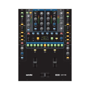 Rane Sixty-Two Serato Scratch Live DJ Mixer