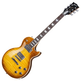 Gibson Les Paul Traditional HP Electric Guitar, Honey Burst (2017)