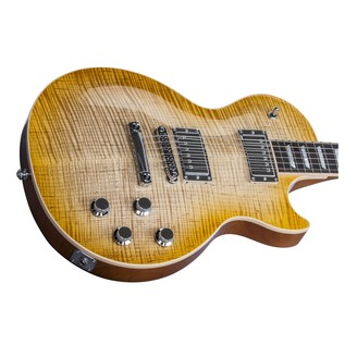 Gibson Les Paul Traditional High Performance Electric Guitar, Antique Burst (2017)