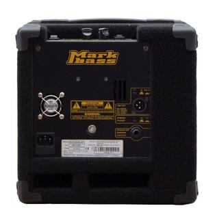 Markbass Micromark 801 Bass Amp rear