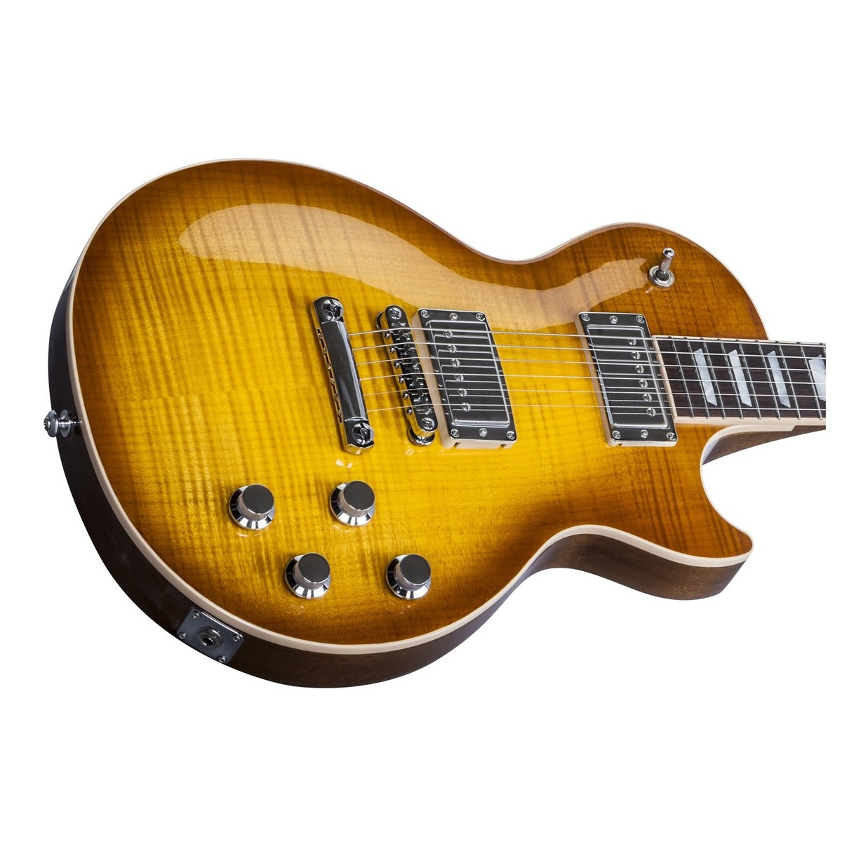 gibson les paul standard hp 2017 honey burst at. Black Bedroom Furniture Sets. Home Design Ideas