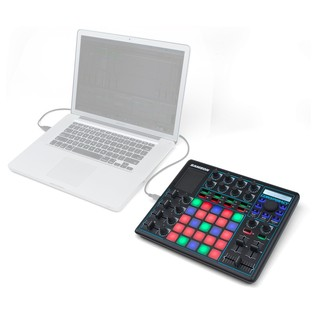 Samson Conspiracy MIDI Control Surface - Angled (Computer Not Included)