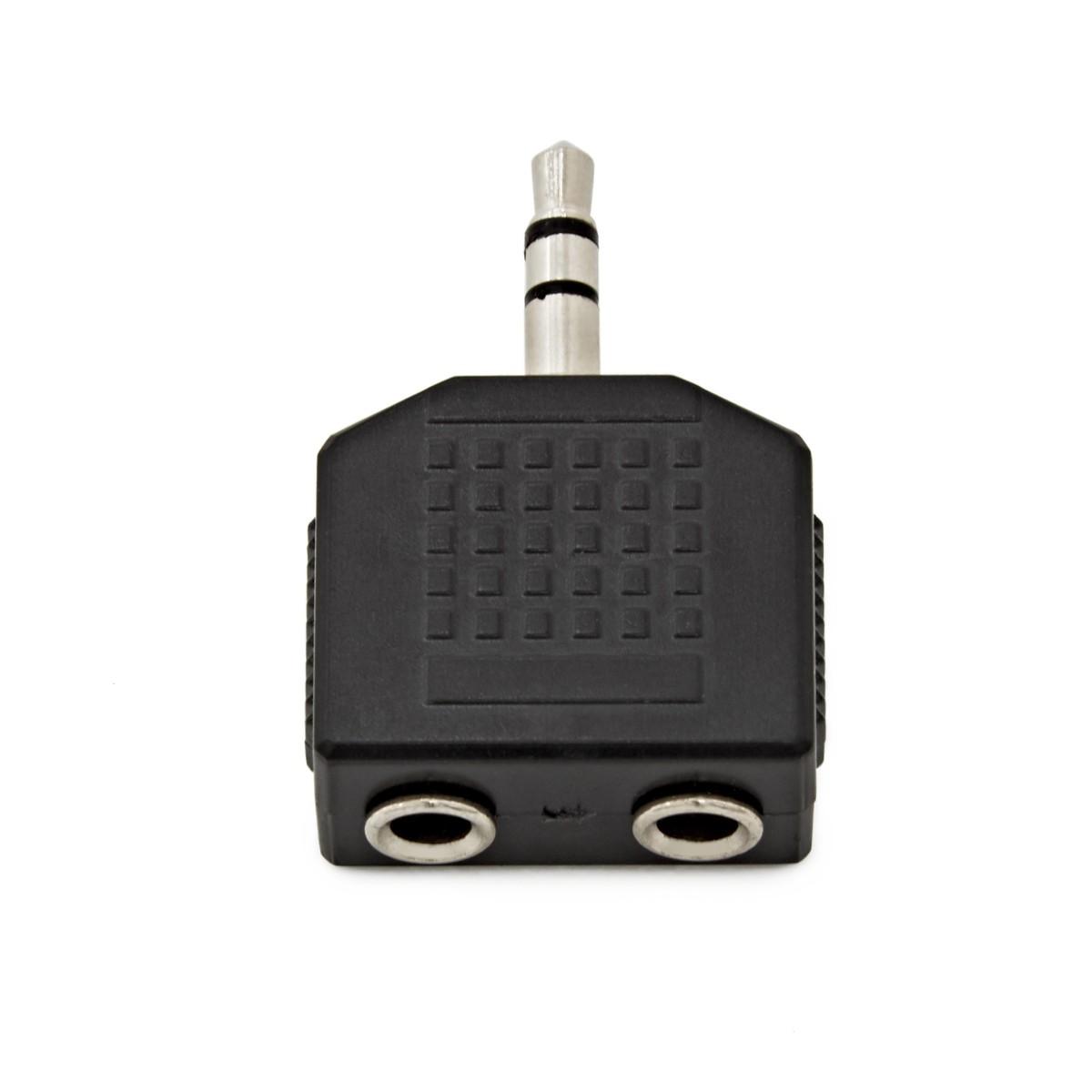 2 x stereo minianschluss f stereo minianschluss m. Black Bedroom Furniture Sets. Home Design Ideas