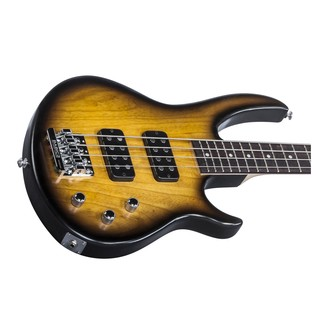 Gibson EB T Bass Guitar, Sunburst