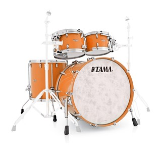 Tama Star Walnut, Atomic Orange