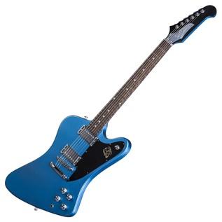 Gibson Firebird Studio HP Electric Guitar, Pelham Blue (2017)