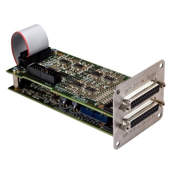 SSL Matrix 5.1 Monitor Card for Matrix Console - Angled