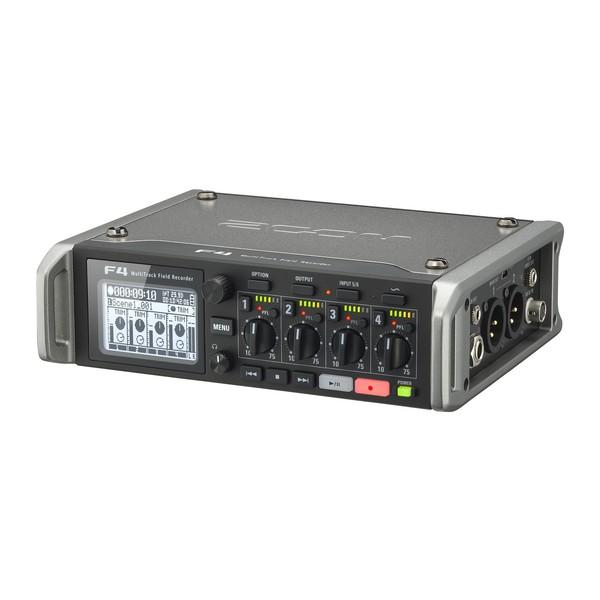 Zoom F4 Professional Field Recorder