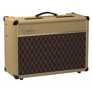 Vox Limited Edition AC15C1 Combo Amp,Tan Bronco