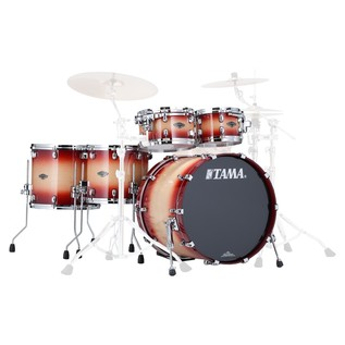 Tama Starclassic Performer B/B 5Pc Shell Pack, Cherry Natural Burst