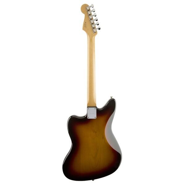 Fender Kurt Cobain Jaguar NOS Guitar, 3-Tone Sunburst