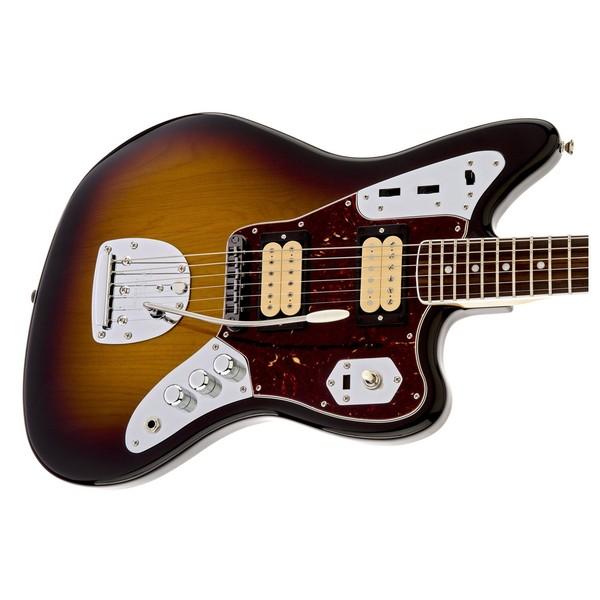 Fender Kurt Cobain Jaguar NOS Guitar, Sunburst