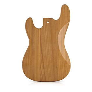 Bass Guitar Body, Natural Ash