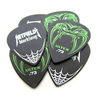 Jim Dunlop Hetfield Black Fang 0.73, Player's Pack