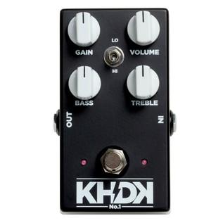 KHDK No. 1 Overdrive