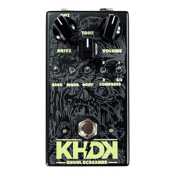 KHDK Ghoul Screamer Kirk Hammett Overdrive