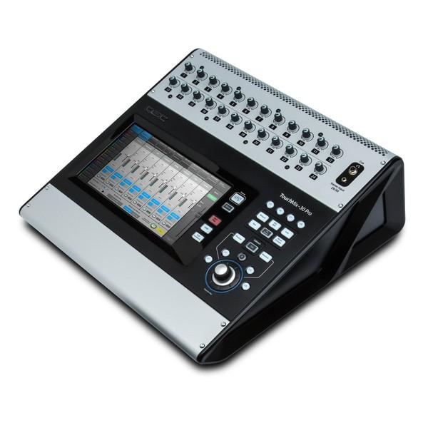 QSC Touchmix 30 Pro Digital Mixer, Top