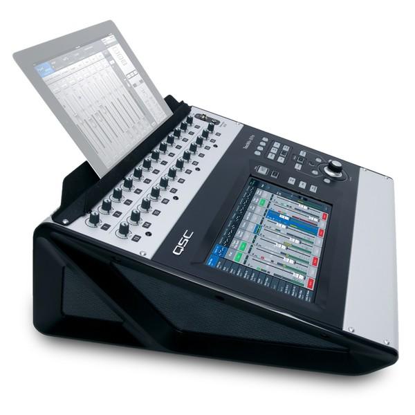 QSC Touchmix 30 Pro Digital Mixing Console, Side