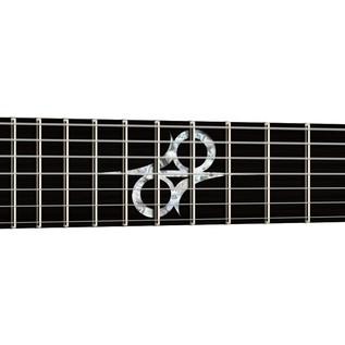 Washburn PX-SOLARV170C Parallaxe Solar Olar England 7String Guitar