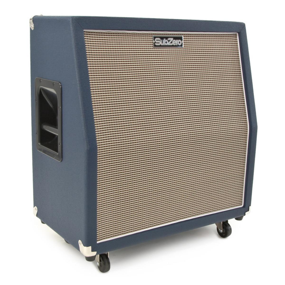 SubZero G410 4 x 10 Celestion Speaker Cabinet - Box Opened