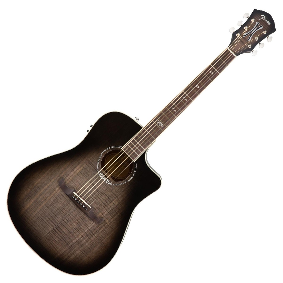 fender t bucket 300ce guitare electro acoustique. Black Bedroom Furniture Sets. Home Design Ideas