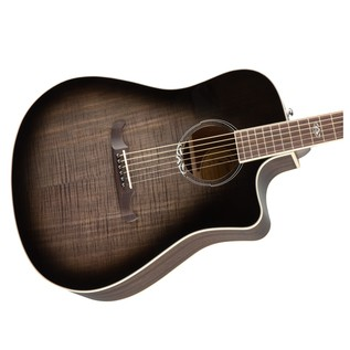 Fender T-Bucket 300CE Electro Acoustic Guitar, Moonlight Burst