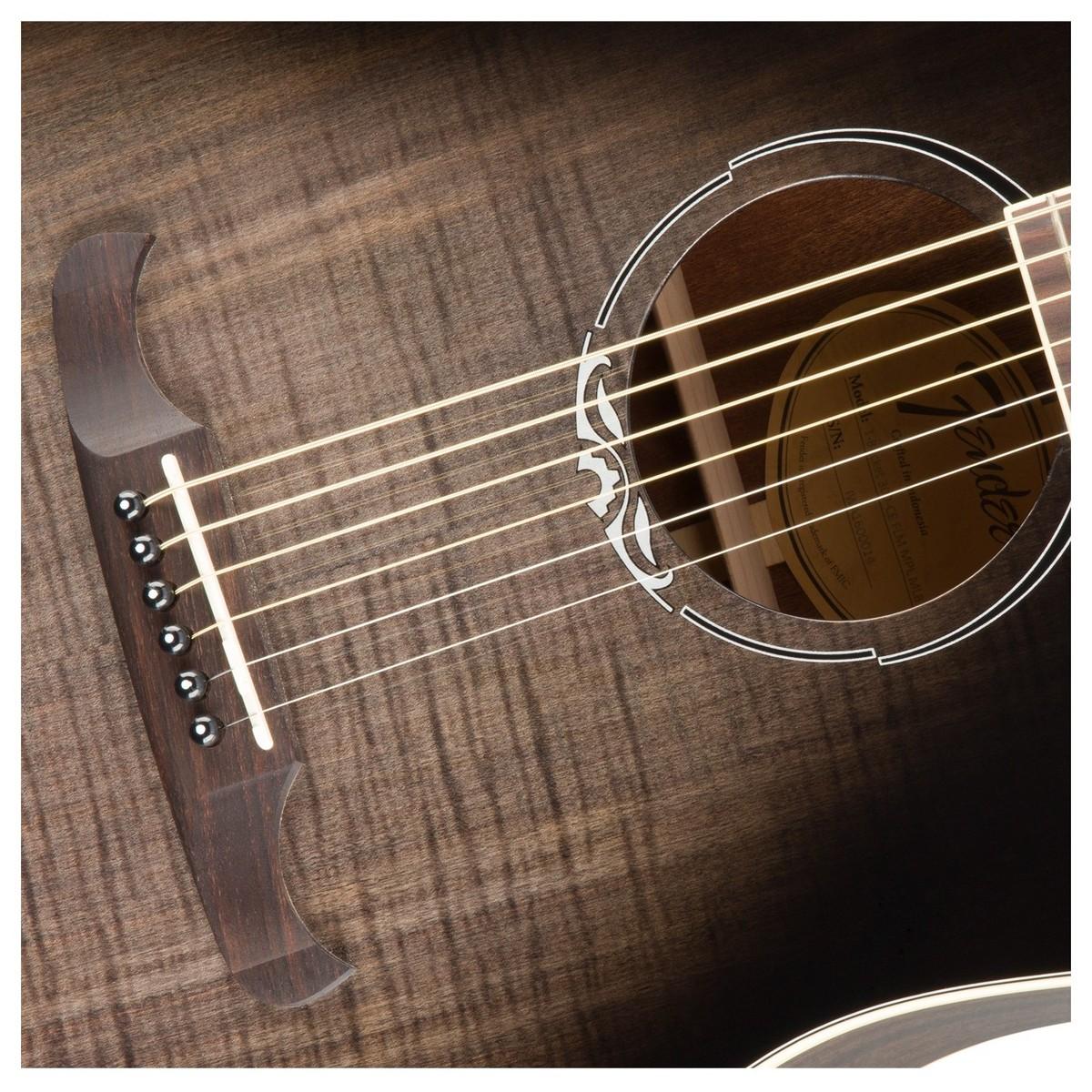 T Bucket Front Fenders : Fender t bucket ce electro acoustic guitar moonlight